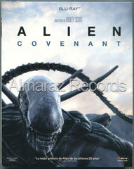 Alien Covenant Blu-Ray