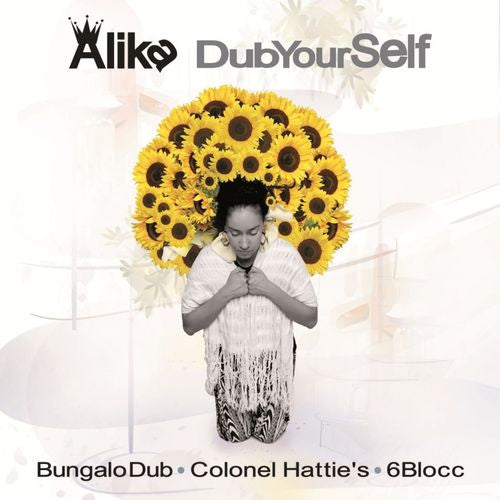 Alika DubYourSelf CD - Dub Yourself - Almaraz Records | Tienda de Discos y Películas