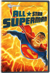 Superman All Star Superman DVD - Almaraz Records | Tienda de Discos y Películas  - 1