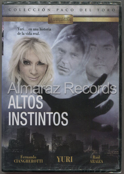 Altos Instintos DVD