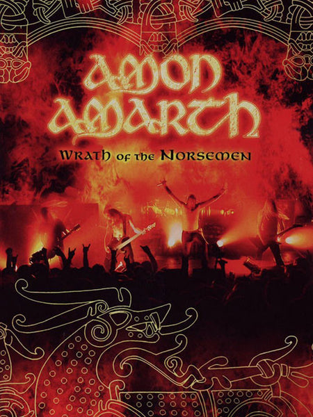 Amon Amarth Wrath Of The Norsemen 2DVD+CD - Almaraz Records | Tienda de Discos y Películas
