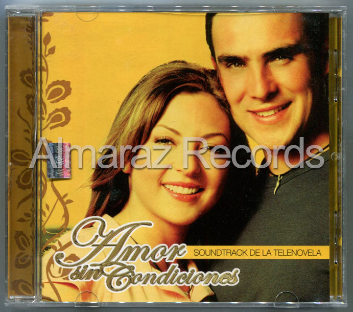 Amor Sin Condiciones Soundtrack CD (Usado)