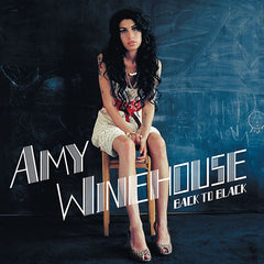 Amy Winehouse Back To Black Vinyl LP - Almaraz Records | Tienda de Discos y Películas