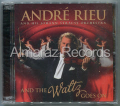 Andre Rieu And The Waltz Goes On CD+DVD