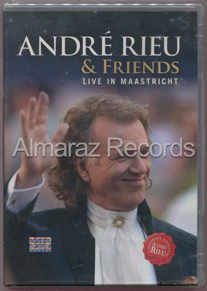 Andre Rieu & Friends Live In Maastritch DVD
