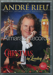 Andre Rieu Christmas In London DVD - Almaraz Records | Tienda de Discos y Películas  - 1