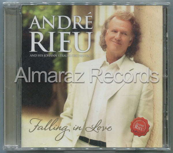 Andre Rieu Falling In Love In Maastritch CD