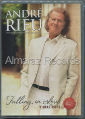 Andre Rieu Falling In Love In Maastritch DVD