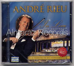 Andre Rieu In Love With Maastritch A Tribute To My Hometown CD - Almaraz Records | Tienda de Discos y Películas  - 1