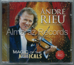 Andre Rieu Magic Of Musicals CD - Almaraz Records | Tienda de Discos y Películas  - 1