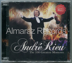 Andre Rieu The 100 Greatest Moments 2CD