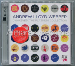 Andrew Lloyd Webber Unmasked The Platinum Collection 2CD
