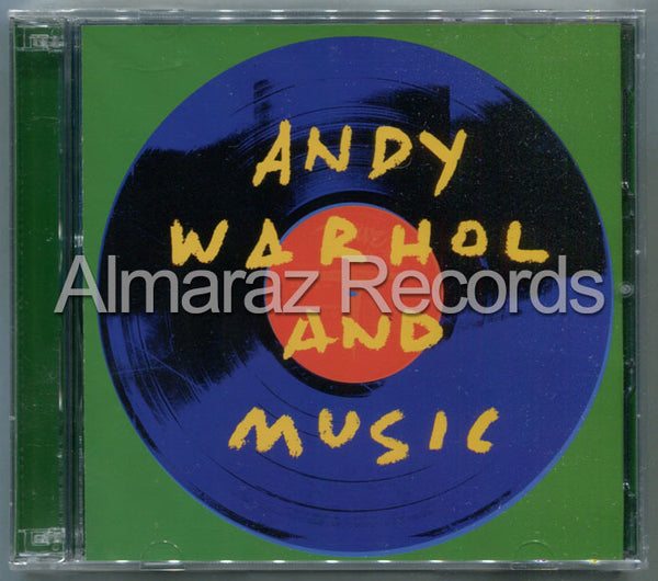 Andy Warhol And Music 2CD
