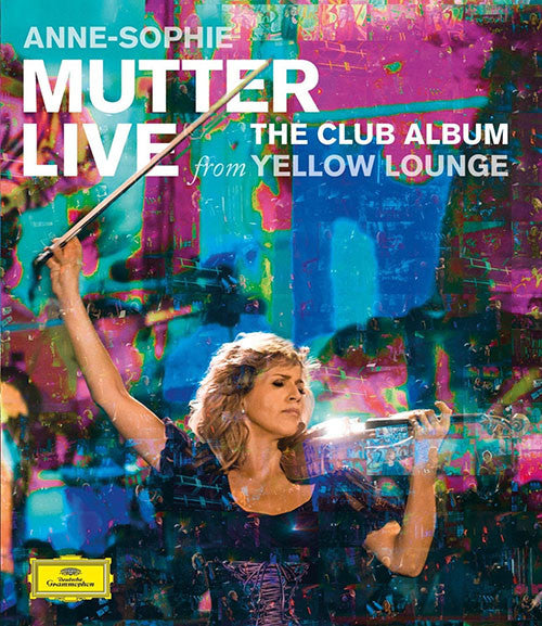 Anne-Sophie Mutter The Club Album Blu-Ray - Almaraz Records | Tienda de Discos y Películas