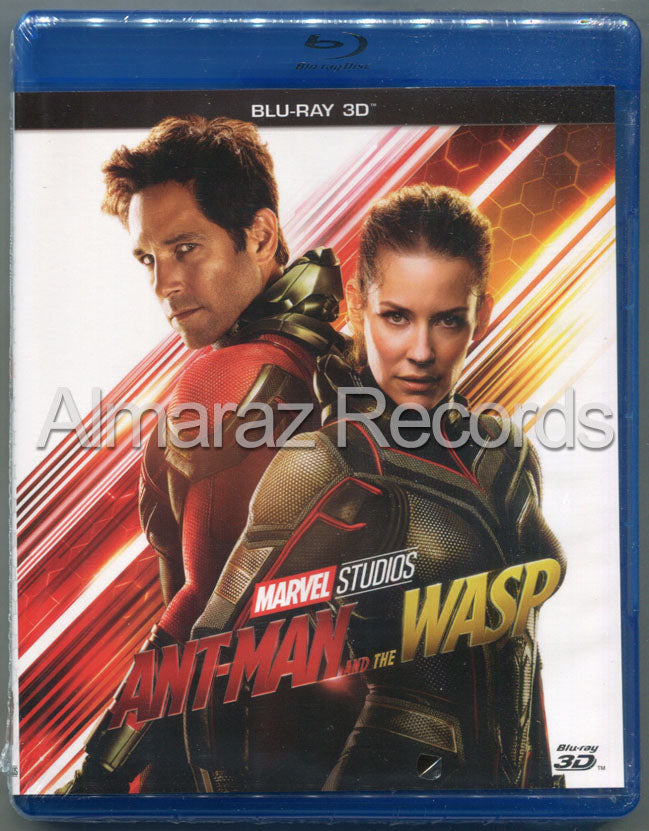 Ant-Man And The Wasp Blu-Ray 3D