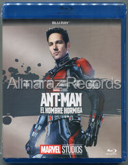Ant-Man Blu-Ray