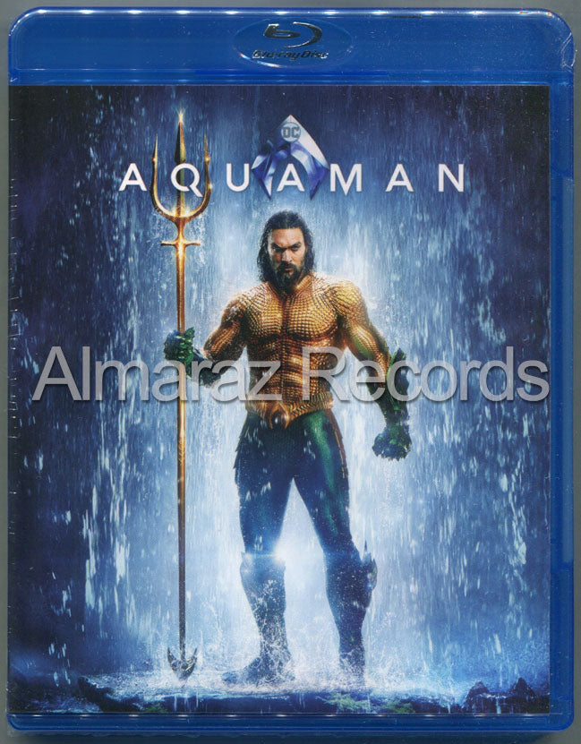 Aquaman Blu-Ray+DVD