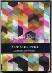 Arcade Fire Live At Reading Festival 2010 DVD - Almaraz Records | Tienda de Discos y Películas  - 1
