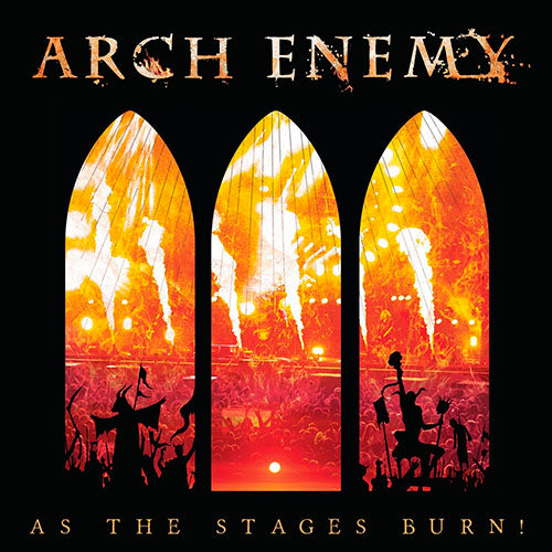 Arch Enemy As The Stages Burn CD+DVD