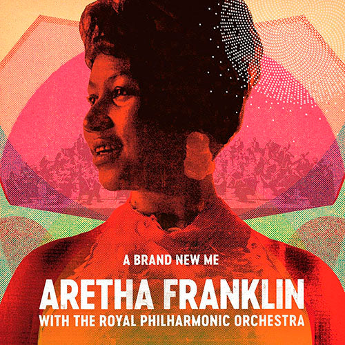 Aretha Franklin Brand New Me CD