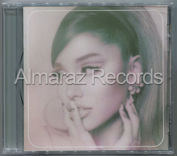 Ariana Grande Positions CD