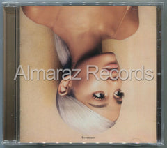 Ariana Grande Sweetener CD