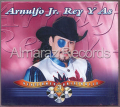 Arnulfo Jr. Serie Triple 3CD - Exitos