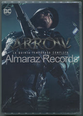 Arrow Temporada 5 DVD