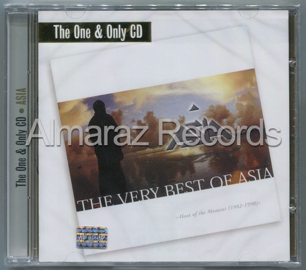 Asia Heat Of The Moment The Very Best Of Asia 1982-1990 CD - The One & Only CD - Almaraz Records | Tienda de Discos y Películas  - 1