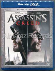 Assassin's Creed Blu-Ray 3D (Usado)