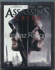 Assassin's Creed Blu-Ray 3D+Blu-Ray