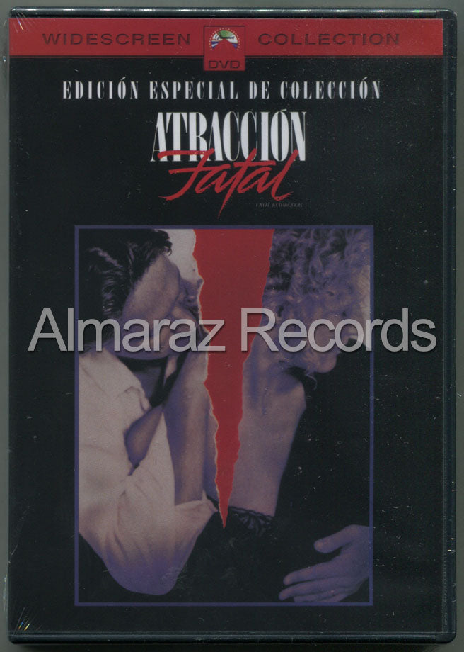 Atraccion Fatal DVD