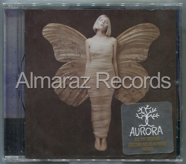 Aurora All My Demons Greeting Me As A Friend CD