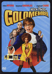 Austin Powers En Goldmember DVD