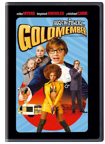 Austin Powers En Goldmember DVD - Almaraz Records | Tienda de Discos y Películas