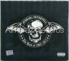 Avenged Sevenfold The Best Of 2005-2013 2CD - Almaraz Records | Tienda de Discos y Películas  - 1