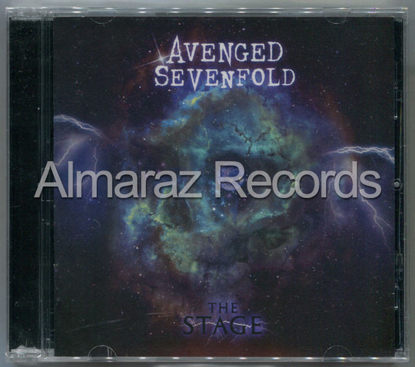 Avenged Sevenfold The Stage CD - Almaraz Records | Tienda de Discos y Películas  - 1