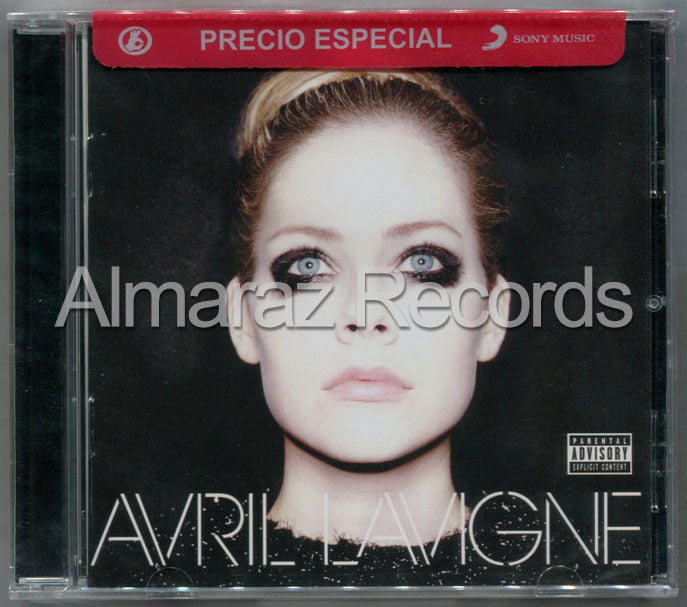 Avril Lavigne Avril Lavigne CD