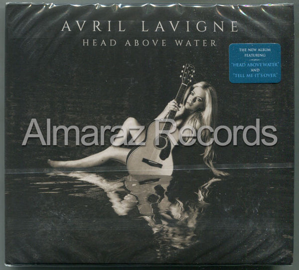 Avril Lavigne Head Above Water CD