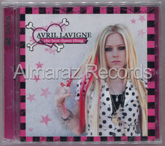 Avril Lavigne The Best Damn Thing CD+DVD