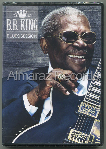 B.B. King Blues Session DVD - Almaraz Records | Tienda de Discos y Películas  - 1