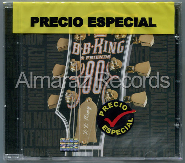 B.B. King & Friends 80 CD - Almaraz Records | Tienda de Discos y Películas  - 1