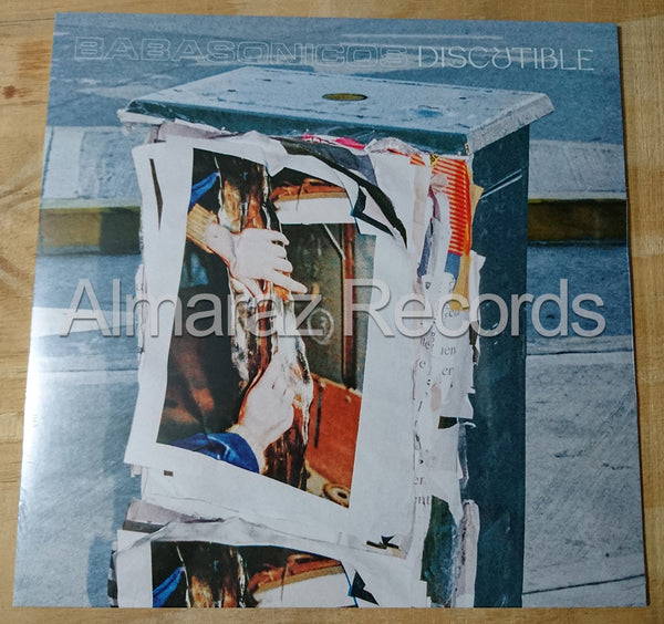 Babasonicos Discutible Vinyl LP