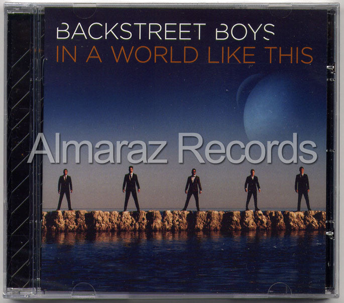 Backstreet Boys In A World Like This CD - Almaraz Records | Tienda de Discos y Películas  - 1