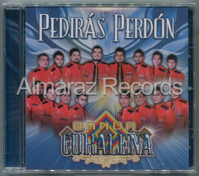 Banda Coraleña Pediras Perdon CD
