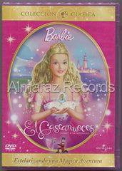 Barbie En El Cascanueces DVD - Barbie In The Nutcracker - Almaraz Records | Tienda de Discos y Películas  - 1