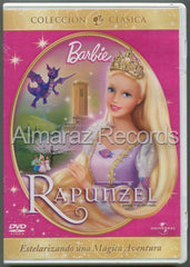 Barbie Como Rapunzel DVD - Barbie As Rapunzel - Almaraz Records | Tienda de Discos y Películas  - 1