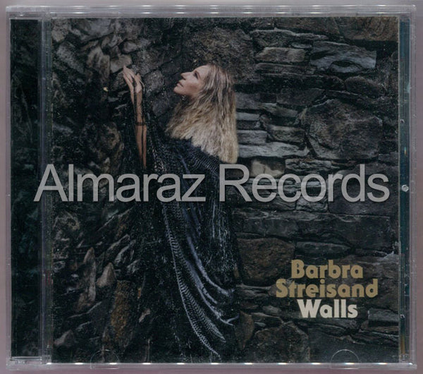 Barbra Streisand Walls CD