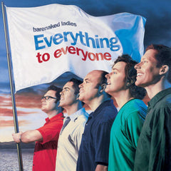 Barenaked Ladies Everything To Everyone CD - Almaraz Records | Tienda de Discos y Películas