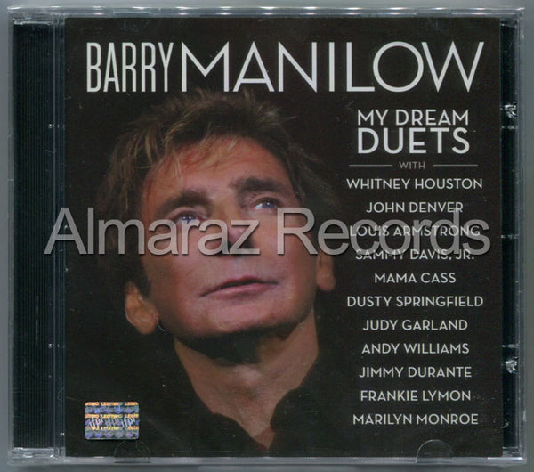 Barry Manilow My Dream Duets CD - Almaraz Records | Tienda de Discos y Películas  - 1